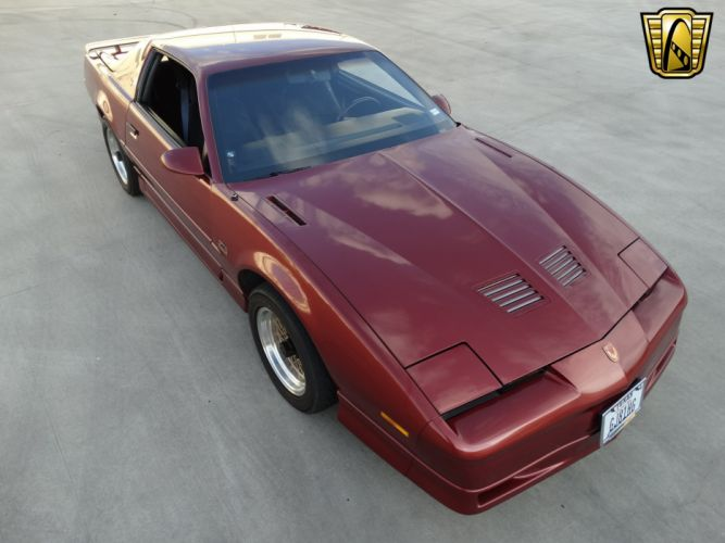 1988 Pontiac Firebird Trans-AM GTA cars coupe wallpaper