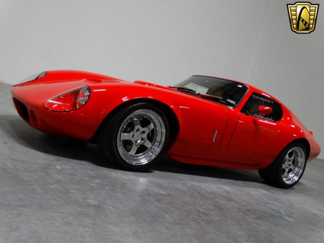 1965 Ford Daytona Coupe cars coupe red wallpaper