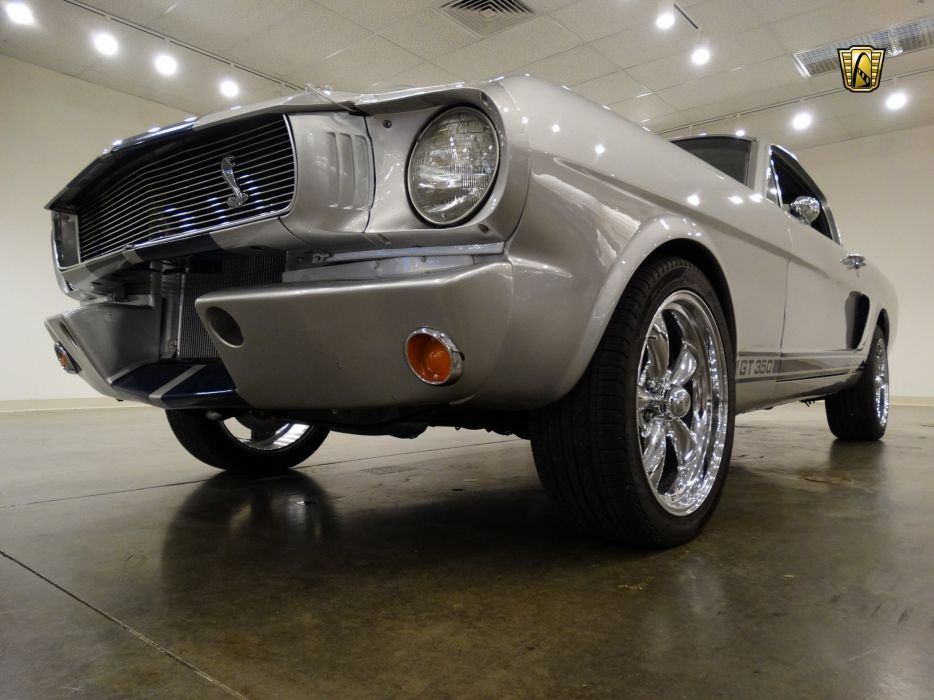 1965 Ford Mustang GT350 clone coupe cars wallpaper