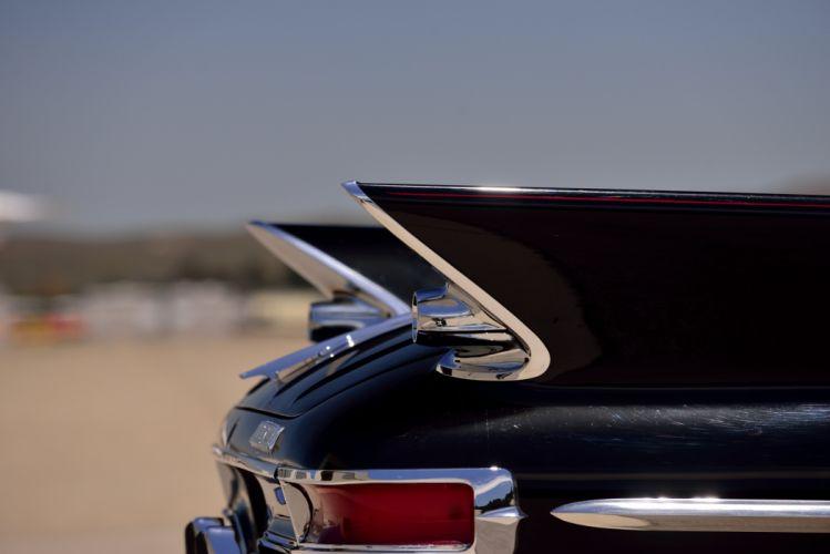1961 Chrysler 300G Coupe Hardtop Classic Old Vintage Original USA -09 wallpaper