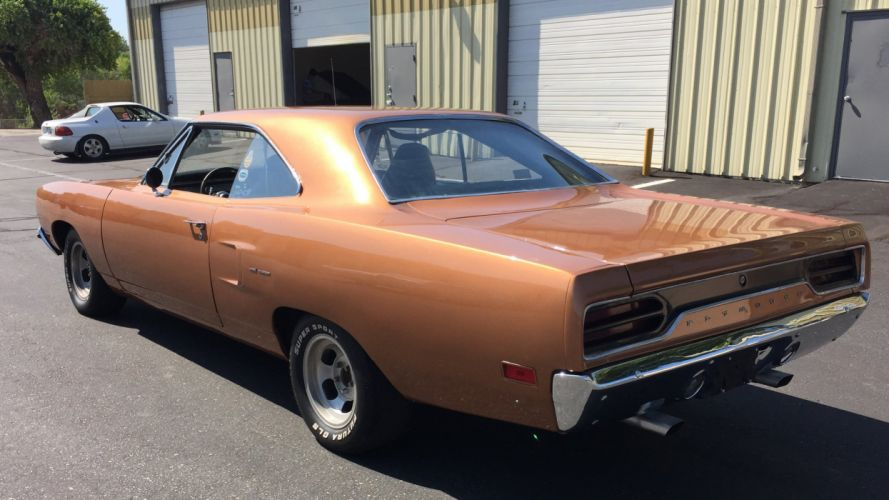 1970 Plymouth Road Runner Muscle Classic Old Original USA -03 wallpaper