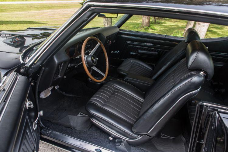 1970 Pontiac GTO Judge Ram+Air-IV Muscle Classic Old Original USA -08 wallpaper