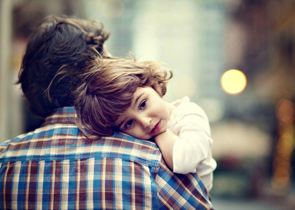 hug hugging couple love mood people men women happy baby family wallpaper
