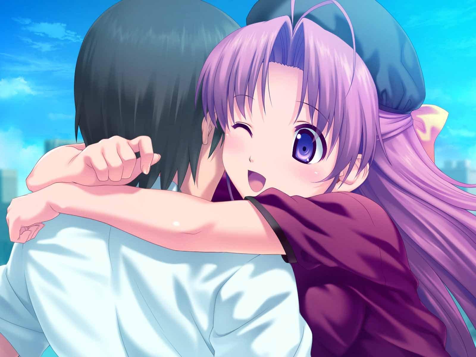 Love Hug Wallpaper Hd : Hug hugging couple love mood people men women happy original anime fantasy wallpaper 1600x1200 ...