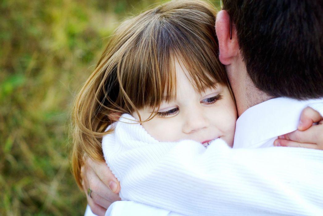 hug hugging couple love mood people men women happy baby wallpaper