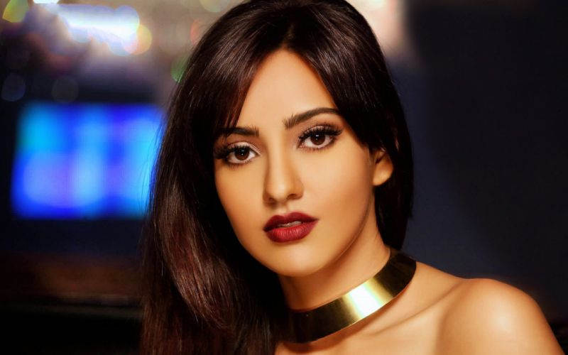 neha sharma bollywood actress model girl beautiful brunette pretty cute beauty sexy hot pose face eyes hair lips smile figure indian wallpaper