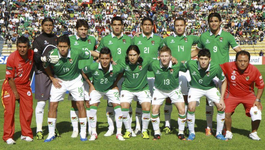 seleccion bolivia futbol wallpaper