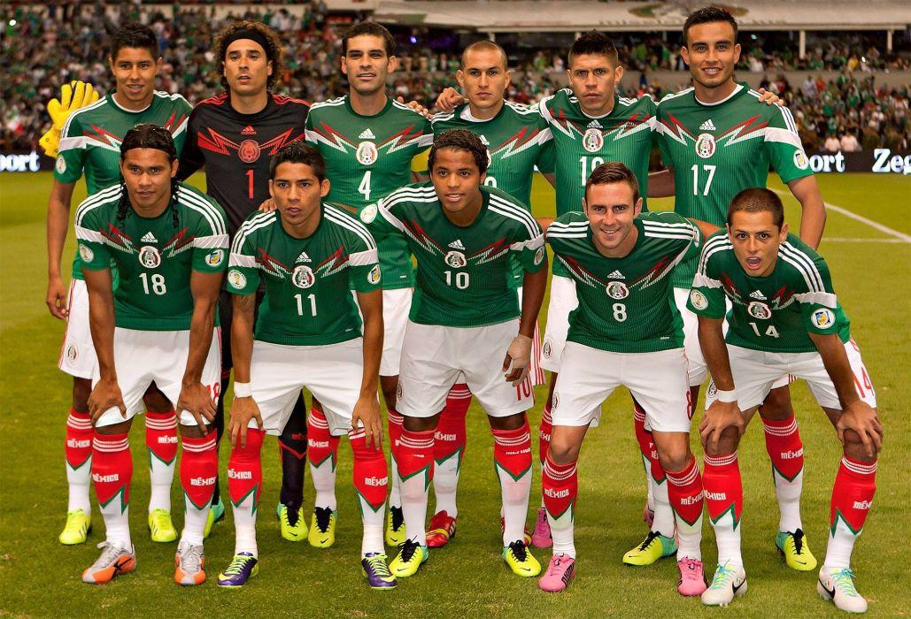 seleccion mexico futbol wallpaper