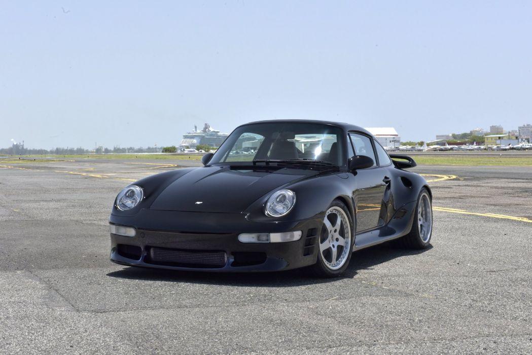 1997 Porsche Ruf CTR2 Exotic Supercar Germany -01 wallpaper