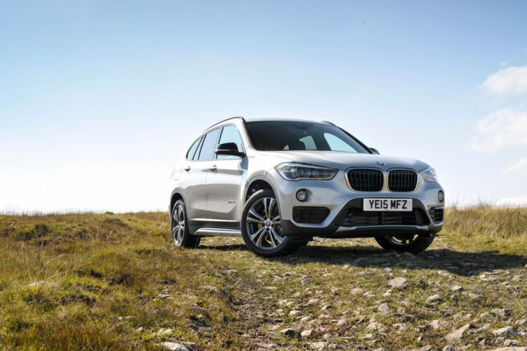2016 BMW cars suv uk-version wallpaper