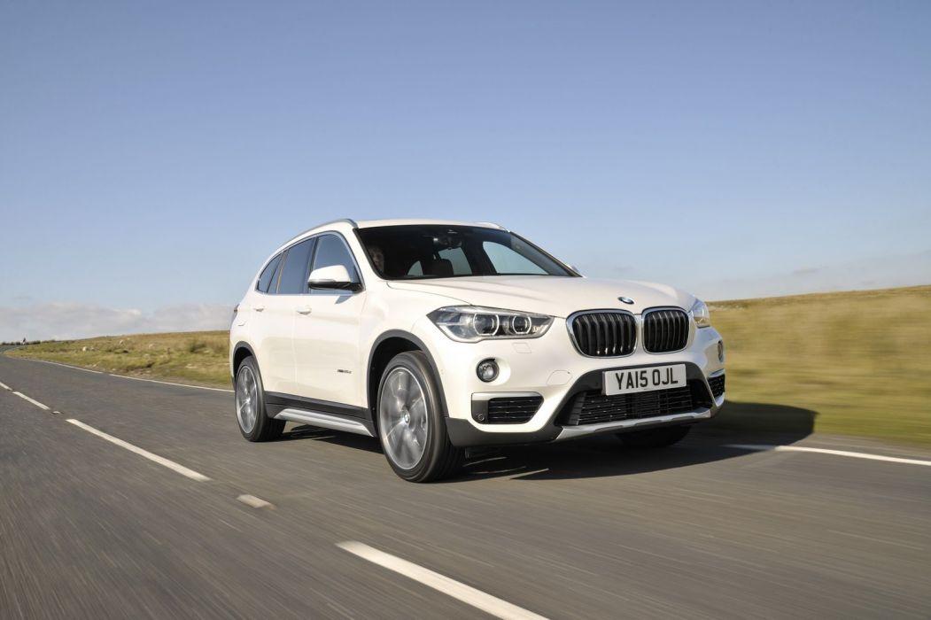 2016 BMW cars suv uk-version wallpaper