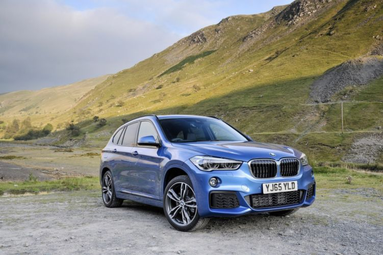 2016 BMW-x1 cars suv uk-version xdride 20d wallpaper
