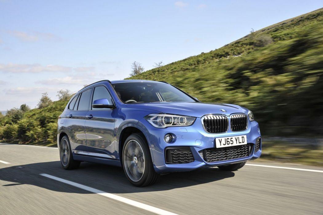 2016 BMW-x1 cars suv uk-version xdride 20d wallpaper