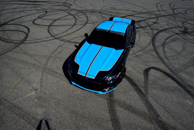 2015 Ford Mustang GT Pettys Garage Muscle Supercar USA -09 wallpaper