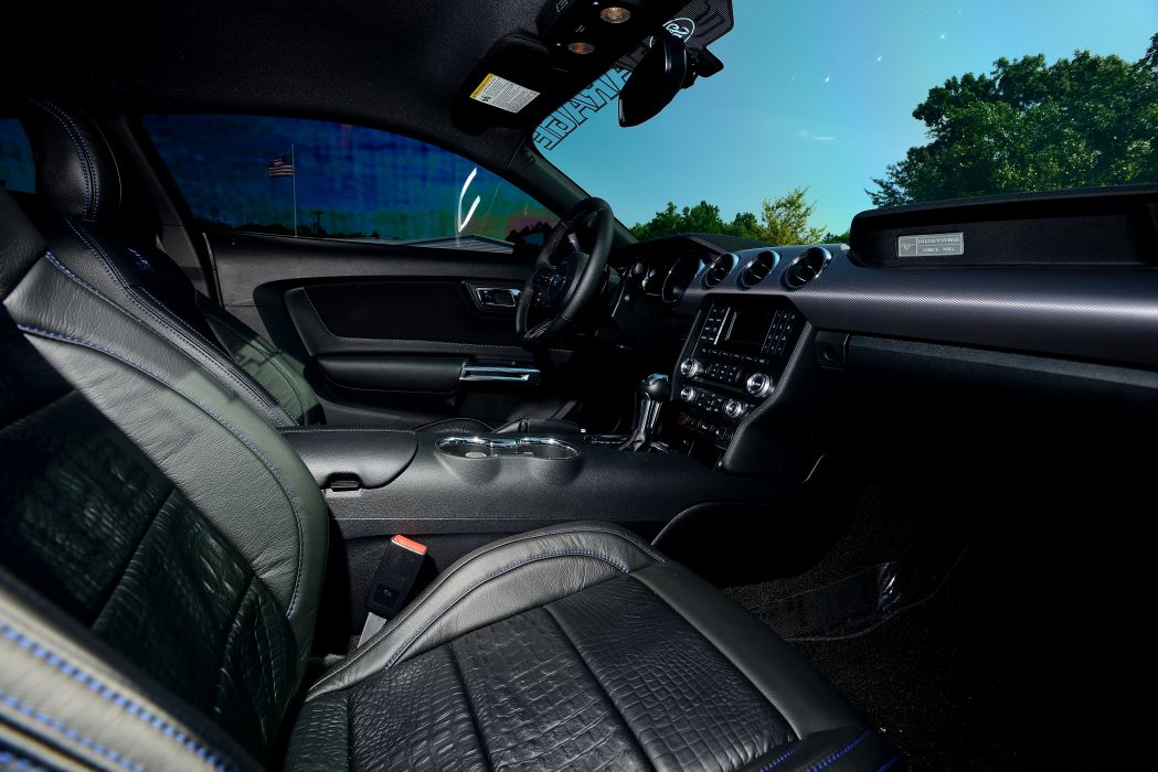 2015 Ford Mustang GT Pettys Garage Muscle Supercar USA -07 wallpaper