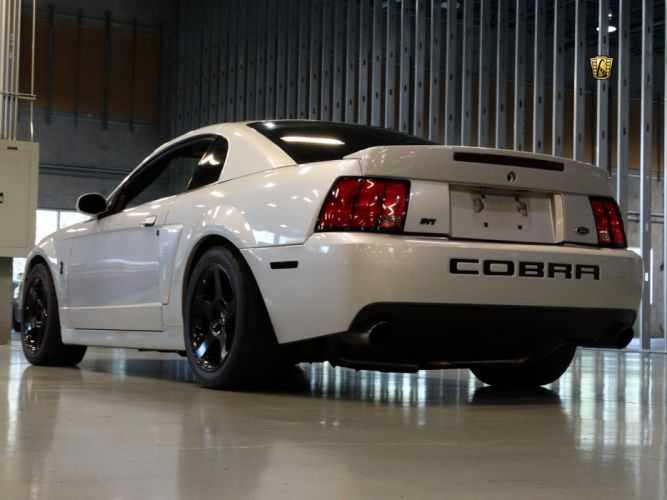 2003 Ford Mustang Cobra SVT cars coupe wallpaper