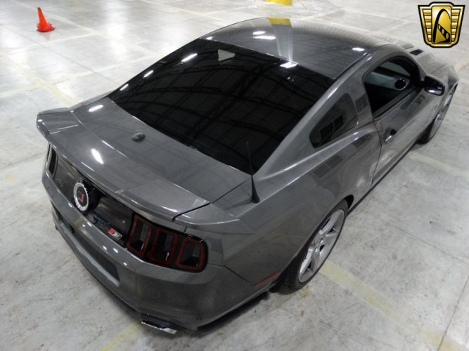 2014 Ford Mustang Roush RS3 cars coupe modified wallpaper