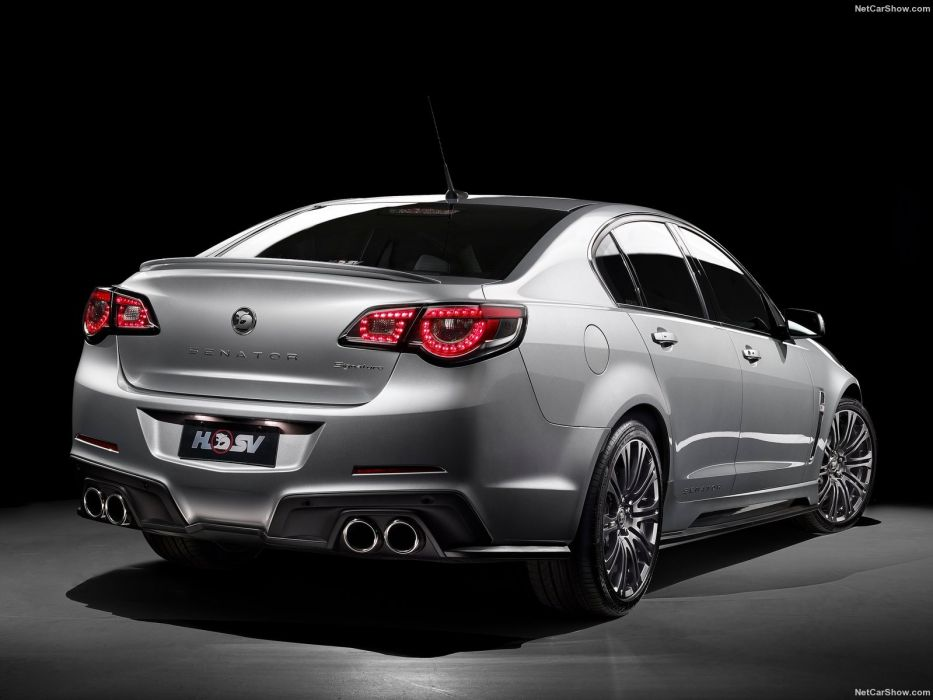 HSV Gen-F2 sedan cars senator 2016 wallpaper