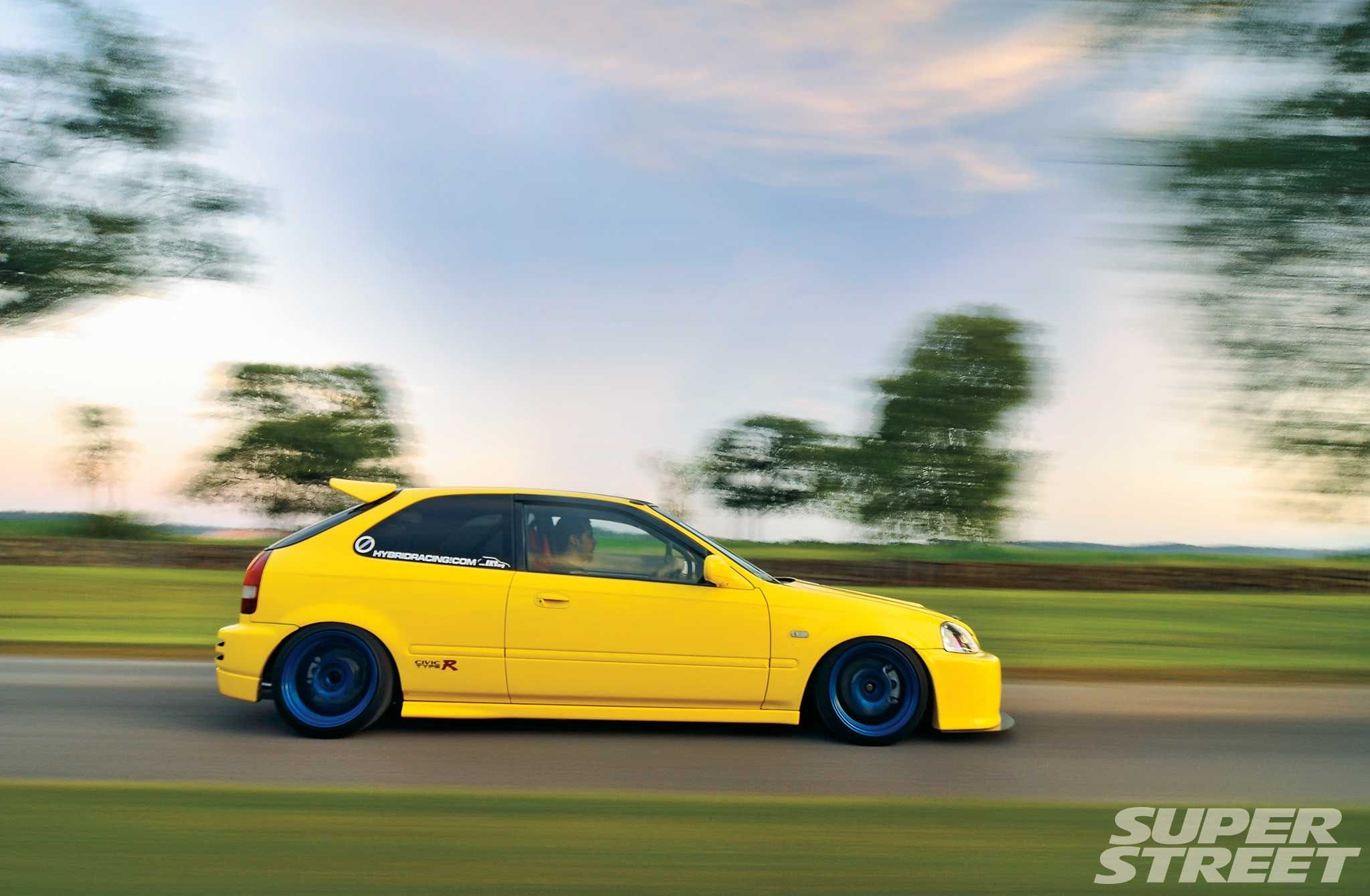 2000 honda civic type r cars yellow modified wallpaper 2048x1340 807986 wallpaperup. Black Bedroom Furniture Sets. Home Design Ideas