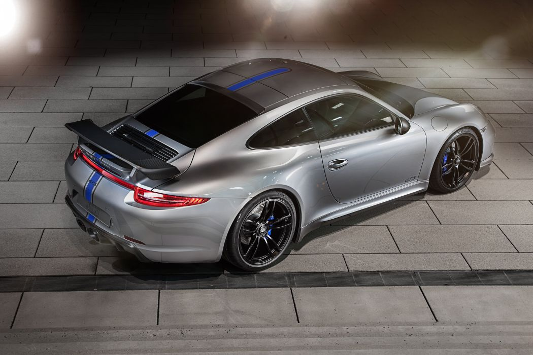 TechArt Porsche 911 Carrera GTS Coupe (991) cars modified 2015 wallpaper