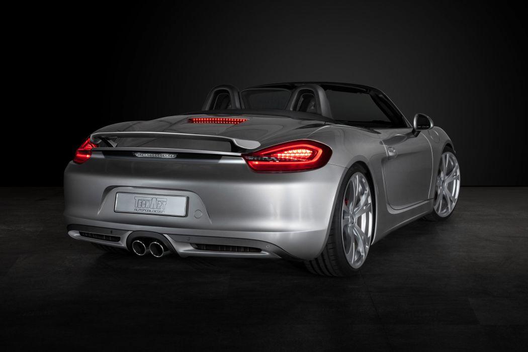 TechArt Porsche Boxster (981) cars modified 2012 wallpaper