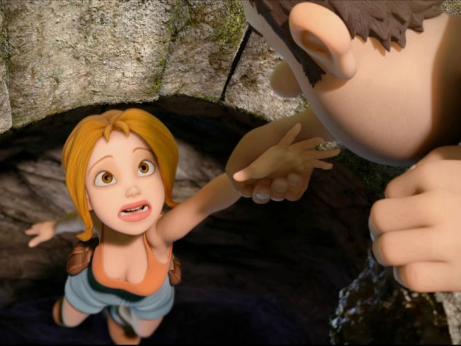 TAD LOST EXPLORER animated cartoon family adventure wallpaper