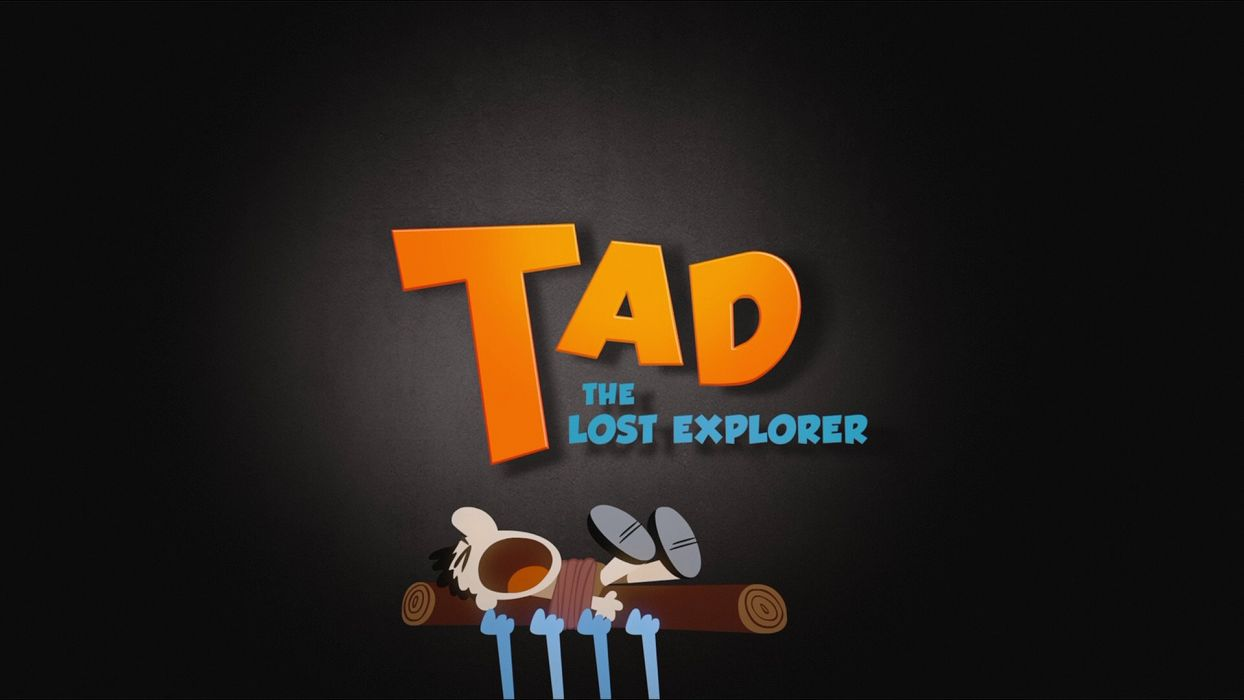 TAD LOST EXPLORER animated cartoon family adventure poster wallpaper