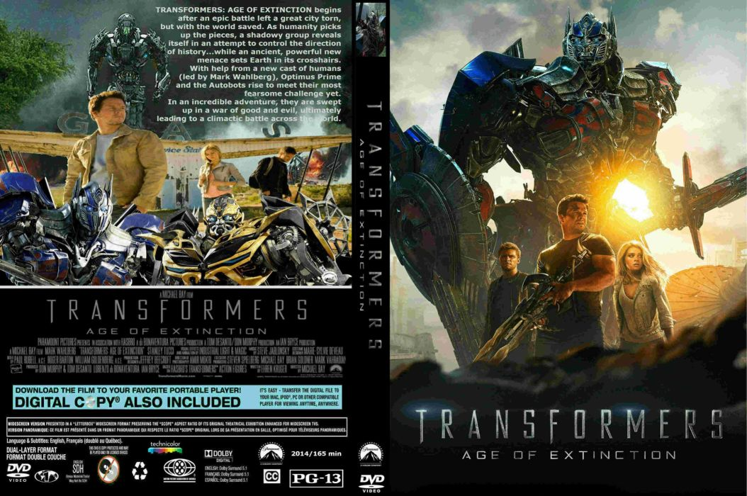 TRANFORMERS AGE EXTINCTION sci-fi futuristic robot mecha poster wallpaper