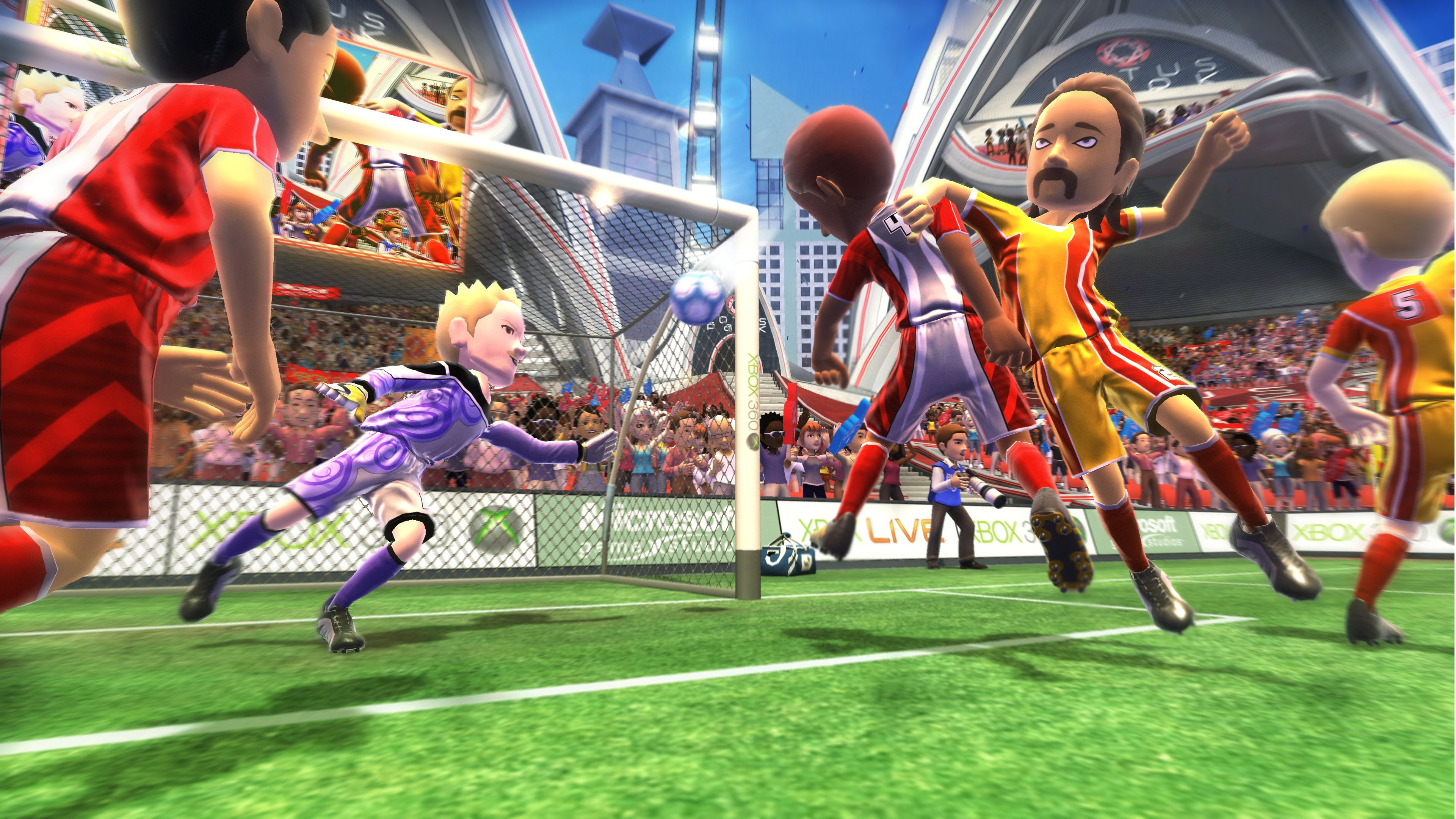Sports Games For Xbox 1 : Kinect sports soccer baseball football tennis track