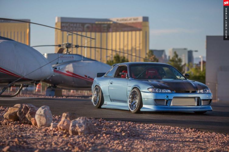 nissan 240sx coupe cars modified wallpaper