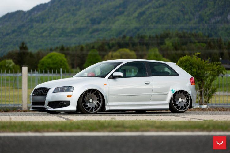 Audi-s3 Vossen WHEELS cars wallpaper