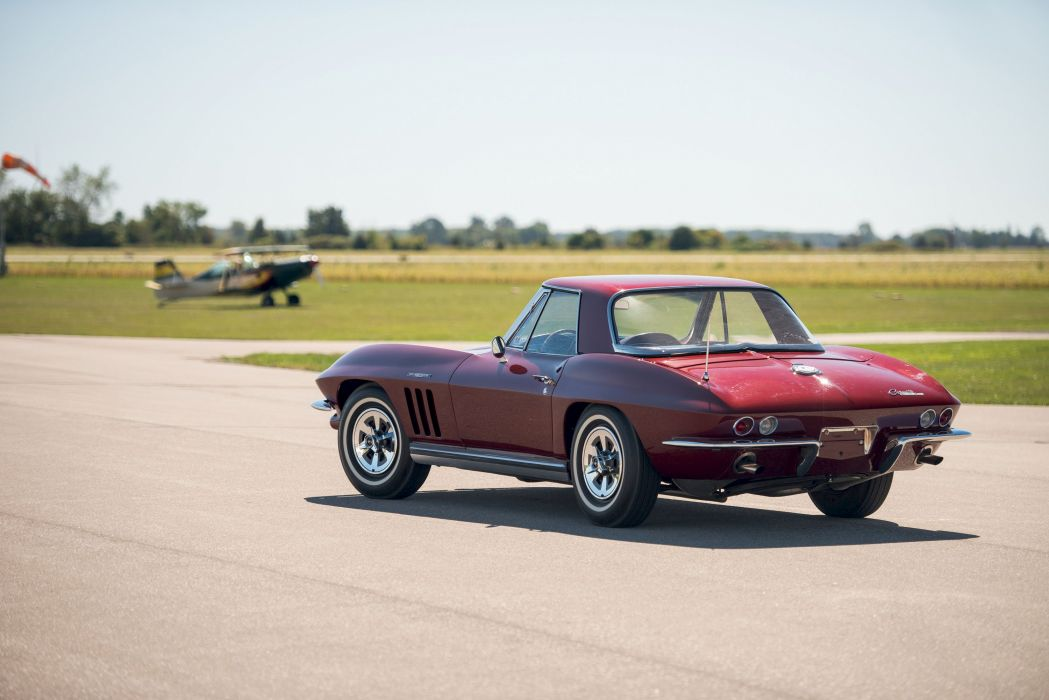 1965 Chevrolet chevy Corvette Sting Ray L84 Fuel Injection Convertible classic cars wallpaper