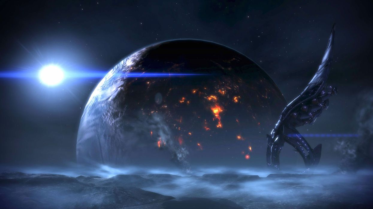 ALIEN horror sci-fi futuristic dark aliens creature survival monster wallpaper