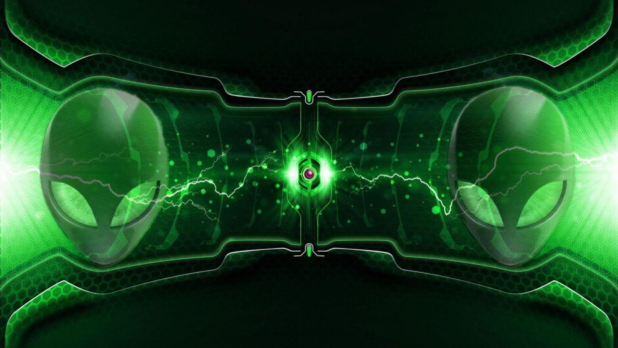 ALIEN horror sci-fi futuristic dark aliens creature survival poster alienware wallpaper
