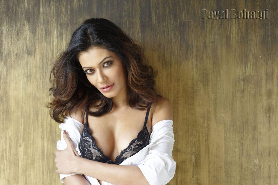 payal rohatgi bollywood actress model girl beautiful brunette pretty cute  beauty sexy hot pose face eyes