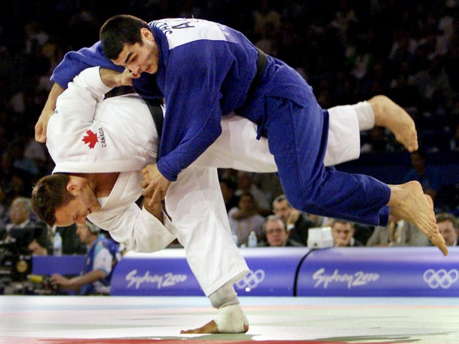 judo deporte wallpaper