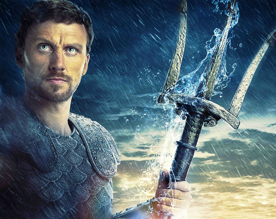 Percy Jackson Olympians Lightning Thief fantasy adventure family gods 1pjolt wallpaper