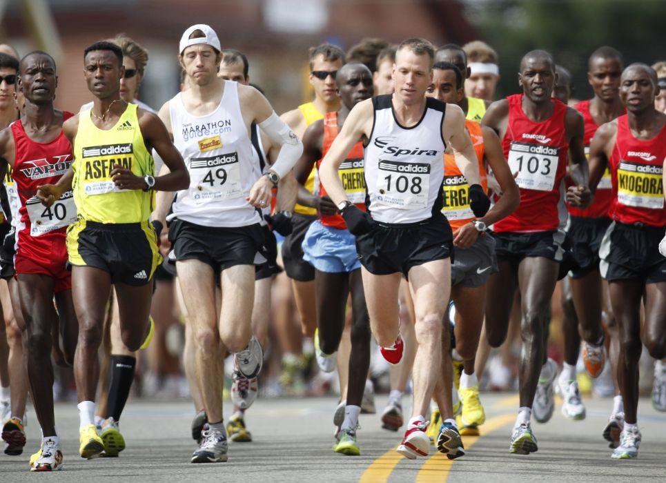 marathon atletismo wallpaper