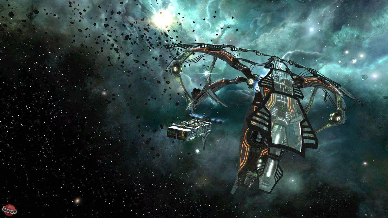 STARPOINT-GEMINI sci-fi spacesship space simulation futuristic starpoint gemini wallpaper