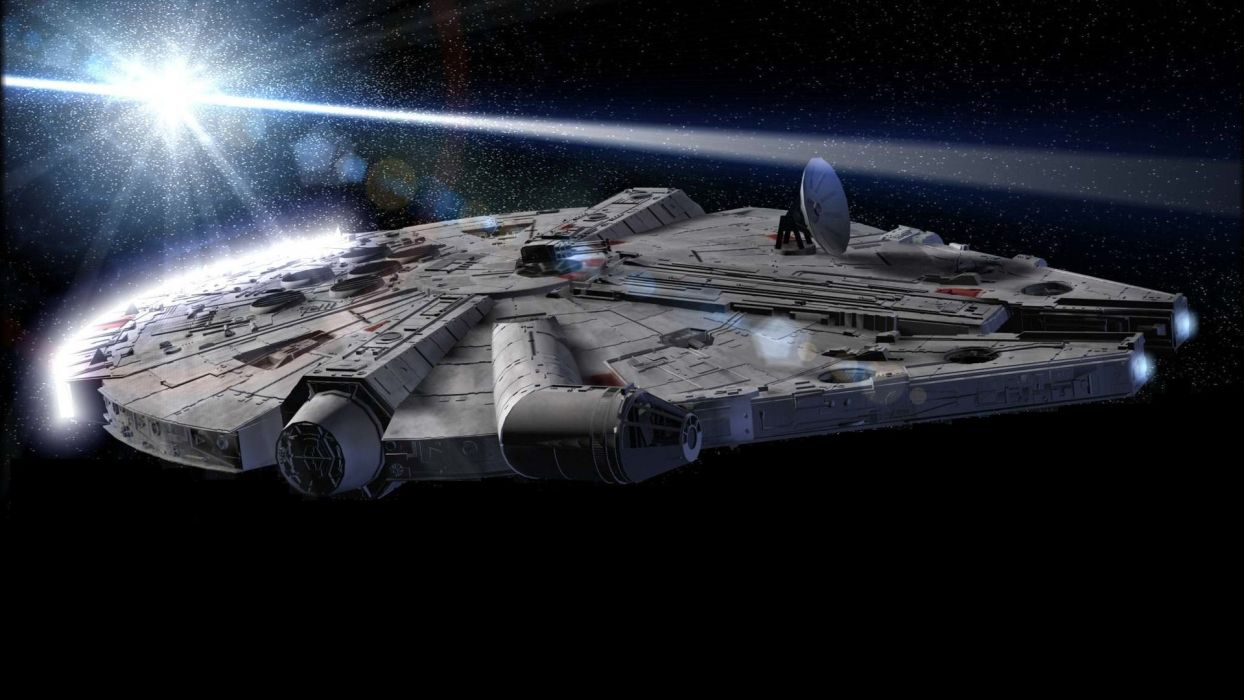 Star Wars X Wing Spaceship Futuristic Space Sci Fi Xwing
