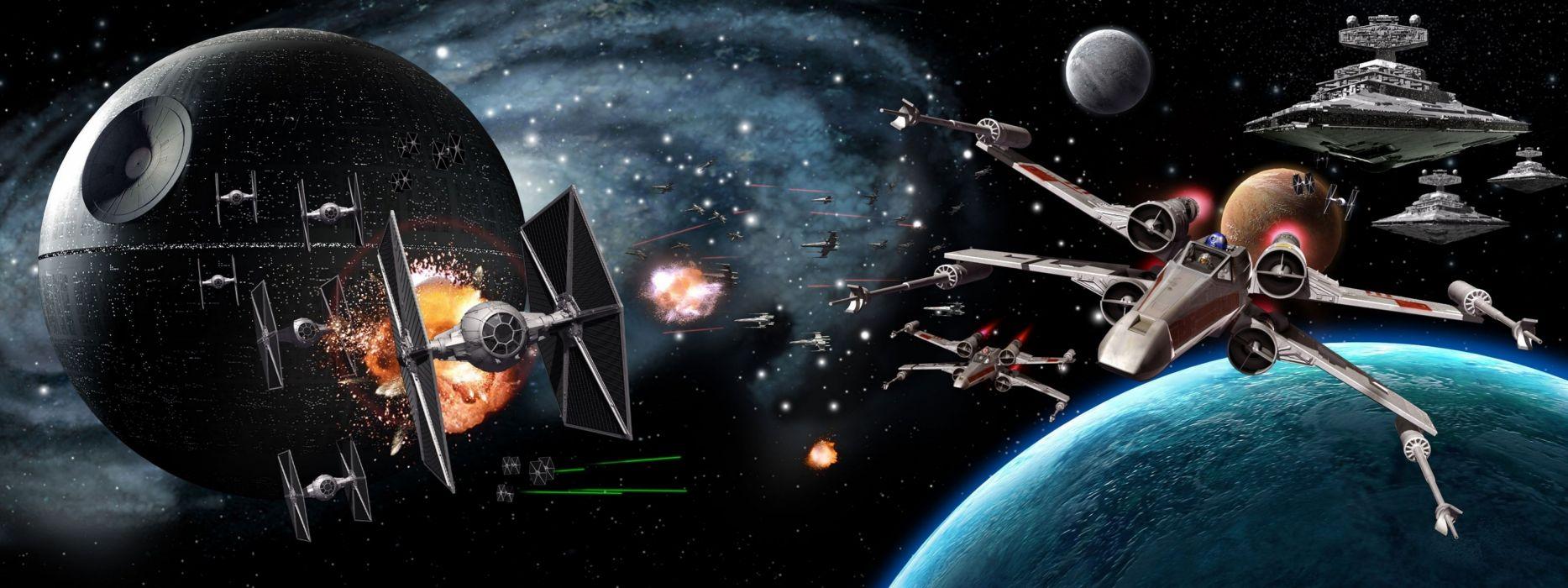 STAR WARS X -WING spaceship futuristic space sci-fi xwing wallpaper