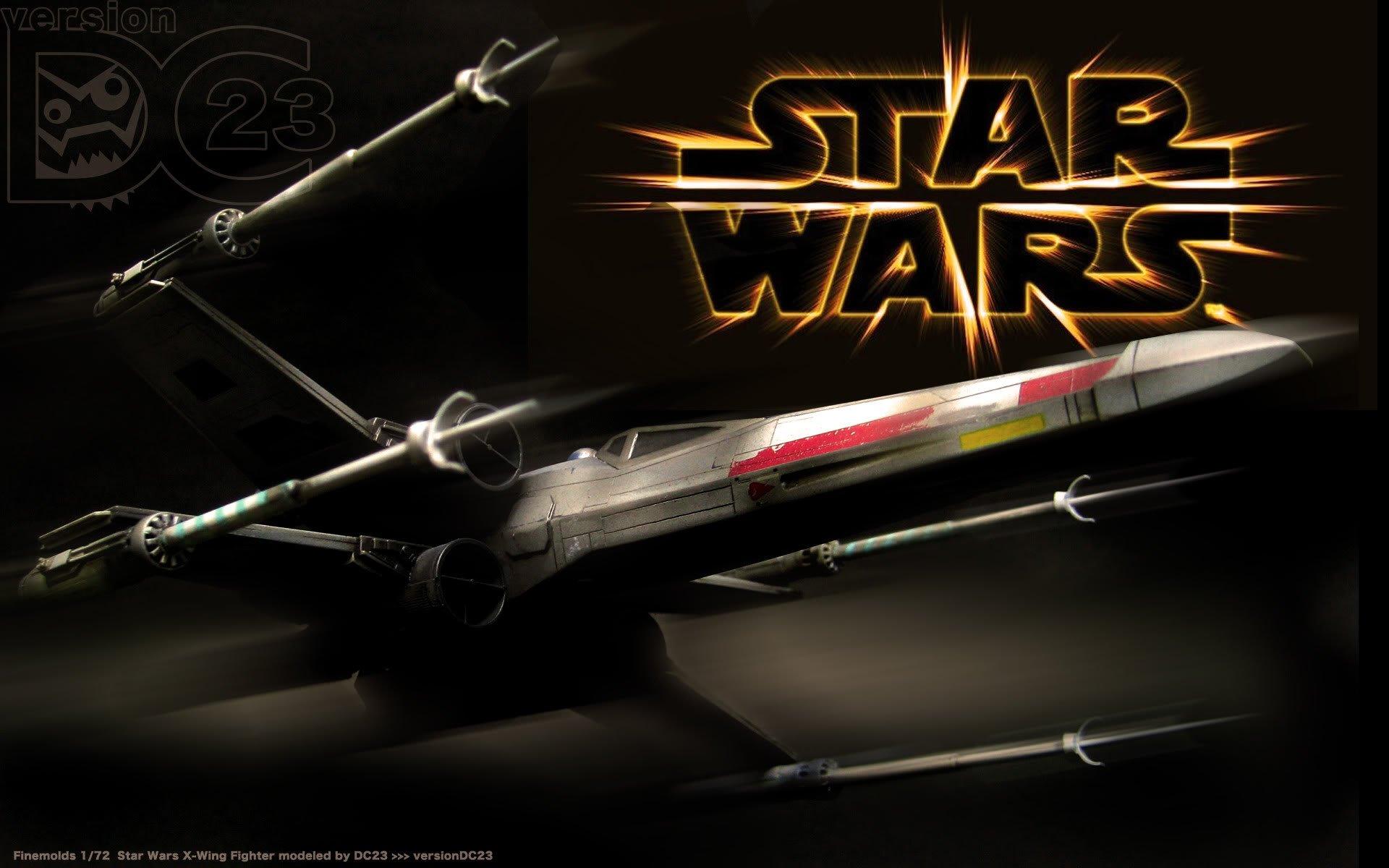 Star Wars X Wing Spaceship Futuristic Space Sci Fi Xwing Wallpaper 1920x1200 811229 Wallpaperup