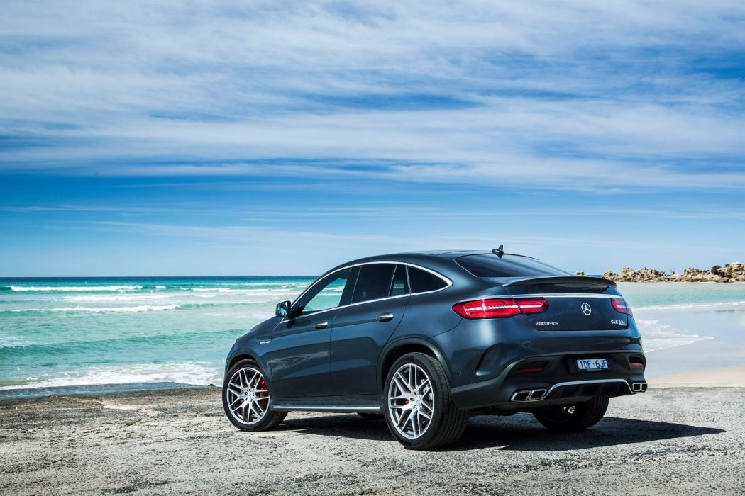 Mercedes AMG GLE 63-S 4MATIC Coupe AU-spec (C292) cars suv 2015 wallpaper