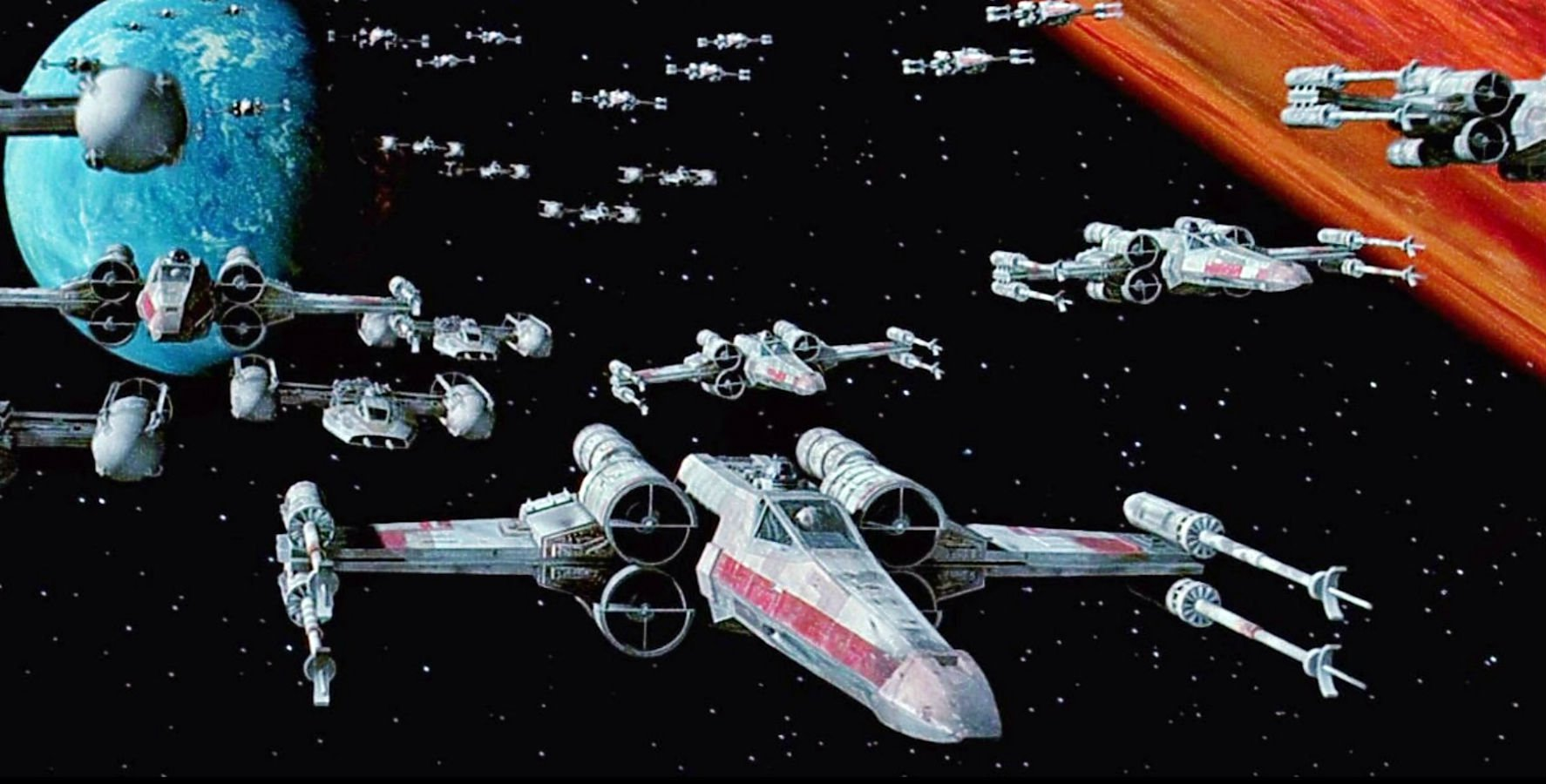Rogue One Star Wars Story Sci Fi Space Futuristic Opera 1rosw Disney Action Fighting Spaceship Wallpaper 1774x900 812013 Wallpaperup