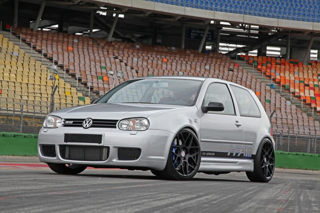 Volkswagen Golf-IV R32 HPerformance cars modified wallpaper