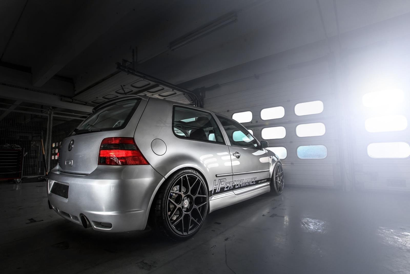 Volkswagen Golf IV R32 HPerformance Cars Modified Wallpaper