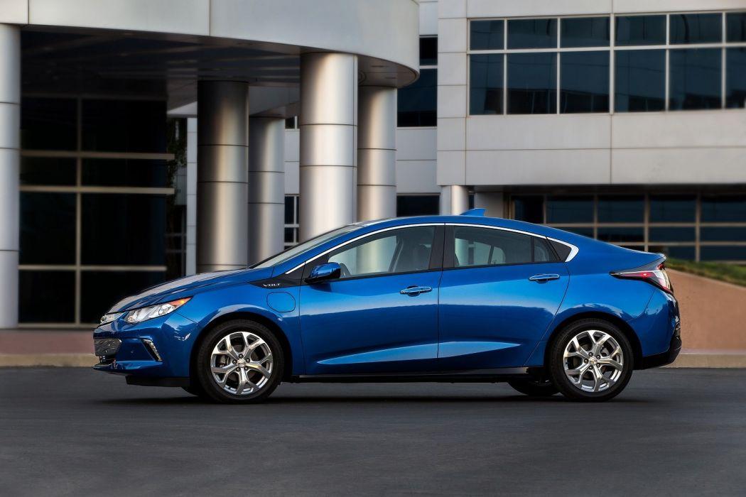 2016 Chevrolet Volt cars electric wallpaper