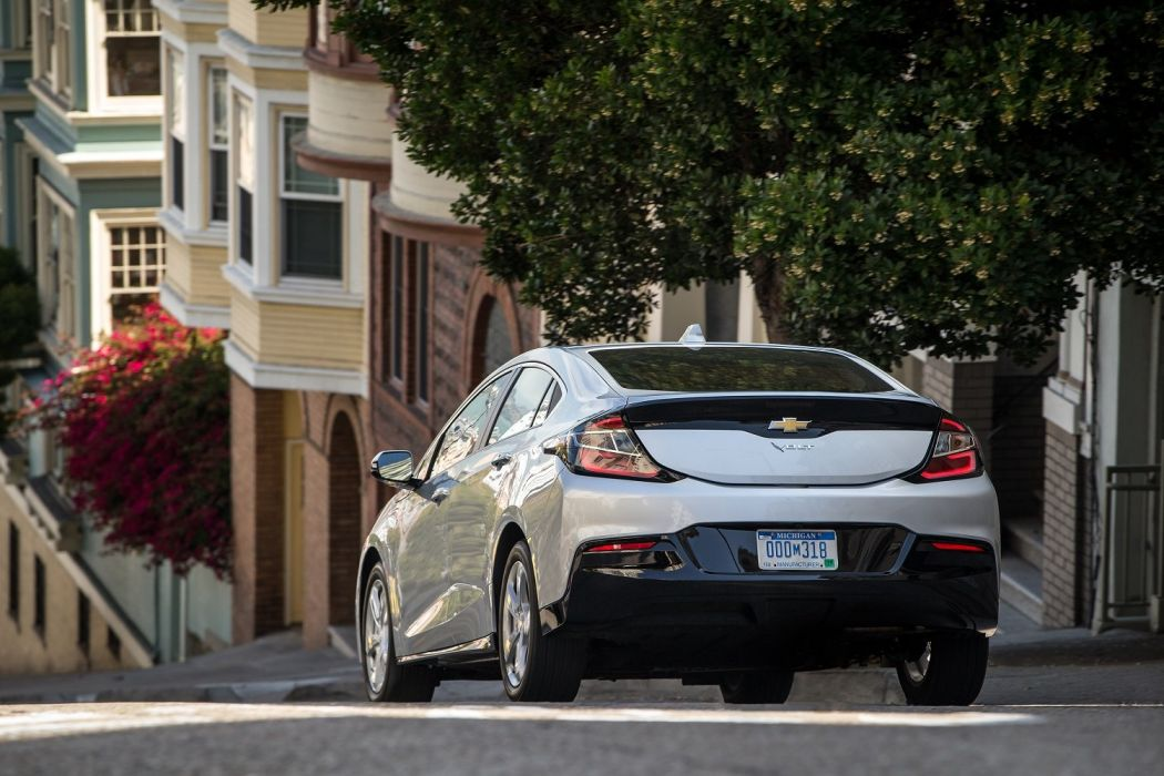 2016 Chevrolet Volt cars electric wallpaper