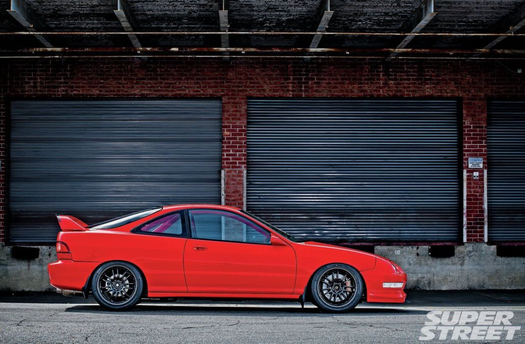 Acura Integra Cars Coupe Red Modified Wallpaper 2048x1340 812361 Wallpaperup