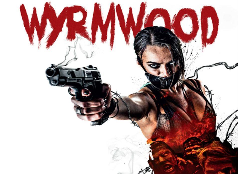 WYRMWOOD horror dark evil sci-fi apocalyptic zombie survival blood poster wallpaper